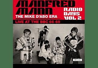 Manfred Mann - Radio Days Vol.2  - (CD)