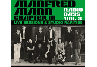Manfred Mann Chapter III - Radio Days Vol.3  - (CD)