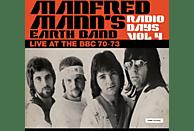 Manfred Mann's Earth Band - Radio Days Vol.4 [CD]
