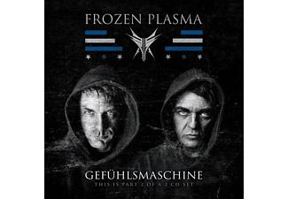 Frozen Plasma - Gefühlsmaschine  - (Maxi Single CD)