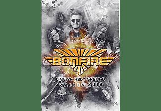 Bonfire - Live On Holy Ground-Wacken 2018 (DVD)  - (DVD)