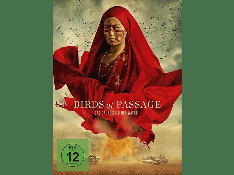 Birds of Passage - Das grüne Gold der Wayuu (Limited Edition Mediabook) [Blu-ray + DVD]