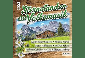 VARIOUS - Sternstunden Der Volksmusik  - (CD)
