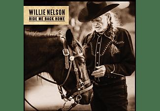 Willie Nelson - Ride Me Back Home  - (Vinyl)