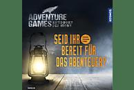 KOSMOS Adventure Games - Die Monochrome AG Gesellschaftsspiel, Mehrfarbig