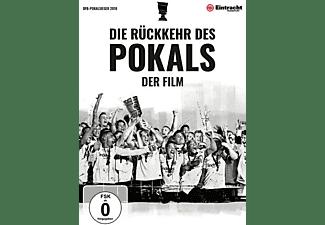 Die Rückkehr des Pokals - Der Film DVD