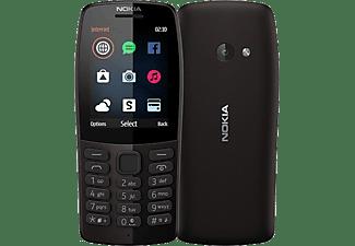 NOKIA 210 Dual-SIM, schwarz