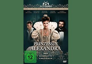 Prinzessin Alexandra - Der komplette Zweiteiler DVD