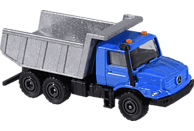 MAJORETTE Construction 3 Pieces Set, 2-sort. Spielzeugauto, Mehrfarbig