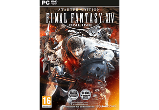 PC - Final Fantasy XIV Online: Starter Edition /I