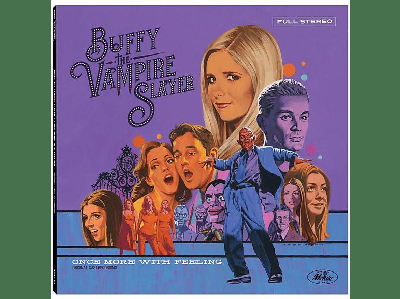 VARIOUS - Buffy The Vampire Slayer (Transparent Blue 180gLP) [Vinyl]