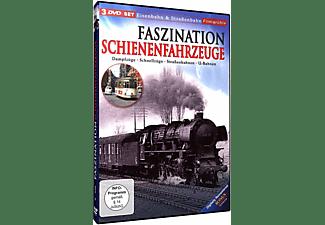 Faszination Schienenfahrzeuge DVD