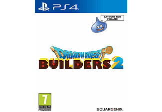 PS4 - Dragon Quest Builders 2 /F