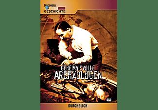 Discovery Durchblick: Geheimnisvolle Archäologie DVD