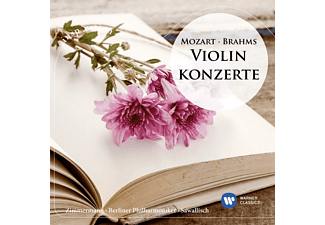 Frank Peter Zimmermann, Berliner Philharmoniker - Violinkonzerte  - (CD)