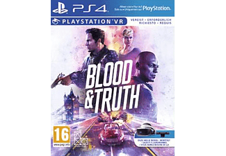 PS4 - Blood & Truth /Multilingue