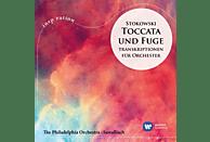 The Philadelphia Orchestra - Stokowski:Toccata und Fuge-Transkriptionen for Or. [CD]