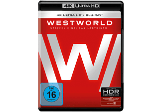 Westworld - Staffel 1: Das Labyrinth 4K Ultra HD Blu-ray + Blu-ray