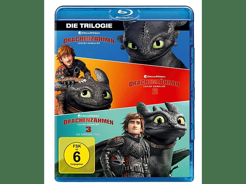 Drachenzähmen leicht gemacht - Die Trilogie [Blu-ray]