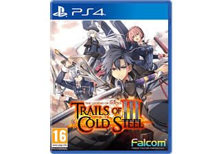 PS4 - The Legend of Heroes: Trails of Cold Steel III - Early Enrollment Edition /D
