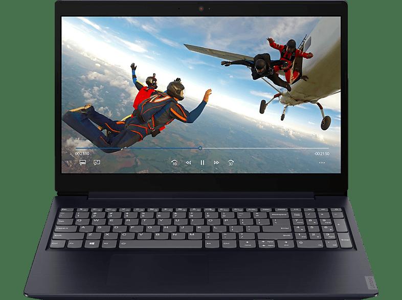 LENOVO IdeaPad L340, Notebook mit 15.6 Zoll Display, Core™ i5 Prozessor, 8 GB RAM, 512 GB SSD, Intel® UHD-Grafik 620, Abyss Blue