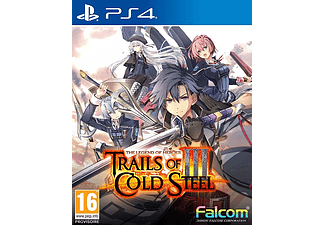 PS4 - The Legend of Heroes: Trails of Cold Steel III - Early Enrollment Edition /F