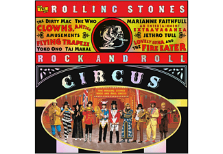 Artistes Divers - The Rolling Stones Rock And Roll Circus CD