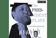 Oscar Trio Peterson - The President Plays With The Oscar Peterson Trio [Vinyl]