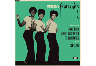 "VARIOUS - Spotlight On Fraternity (4-Track 7"") - (Vinyl)"
