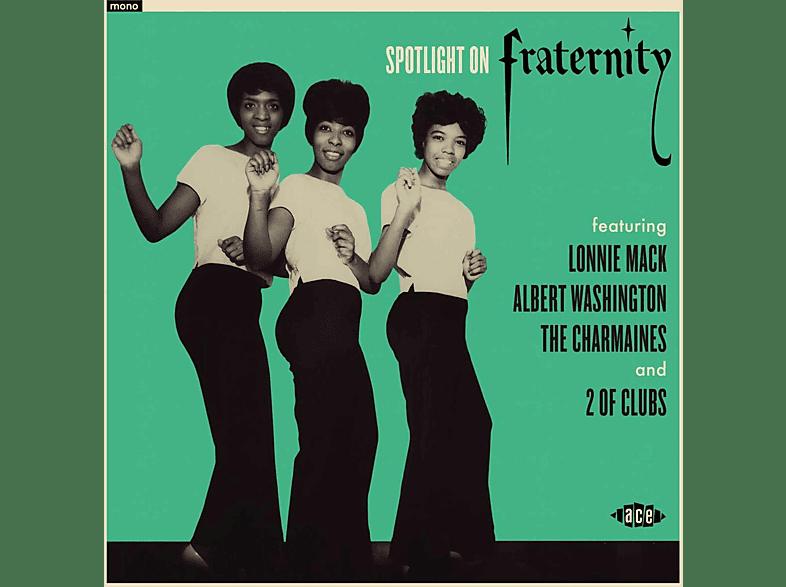 """VARIOUS - Spotlight On Fraternity (4-Track 7"""") [Vinyl]"""