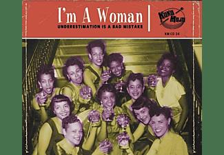 VARIOUS - I'm A Woman  - (CD)