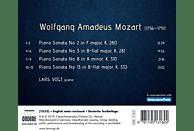 Lars Vogt - Klaviersonaten [CD]