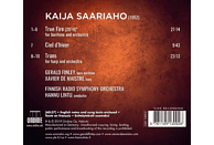 Gerald Finley,  Xavier De Maistre,  Finnish Rso,  Hannu Lintu - Werke von Kaija Saariaho [CD]