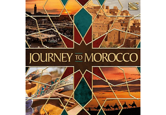 VARIOUS - Journey to Morocco  - (CD)