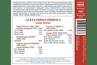 Alejandro Cordova - Guitar Double Concertos [CD]