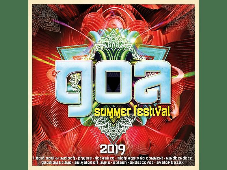 VARIOUS - Goa Summer Festival 2019 [CD]