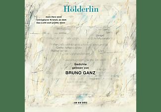 Bruno Ganz - Hölderlin  - (CD)