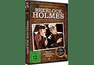 SHERLOCK HOLMES - RÄTSEL UND GEHEIMNISSE DVD