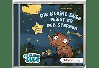 Susanne Weber - Die kleine Eule fliegt zu den Sternen  - (CD)