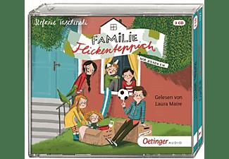 Stefanie Taschinski - Familie Flickenteppich  - (CD)