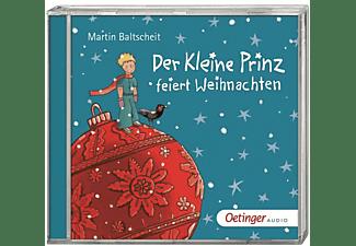 Martin Baltscheit - Der kleine Prinz feiert Weihnachten  - (CD)