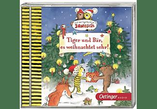 Florian Fickel - Tiger und Bär,es weihnachtet sehr  - (CD)