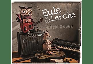 Eule & Lerche, Lisa Bassenge, Boris Meinhold - Eule und Lerche.Zacki Zacki  - (CD)
