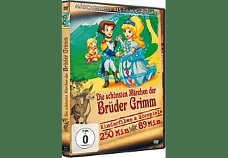 Die schönsten Märchen der Brüder Grimm DVD