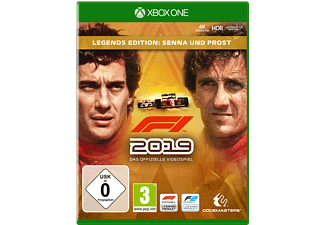 F1 2019 Legends Edition Xbox One