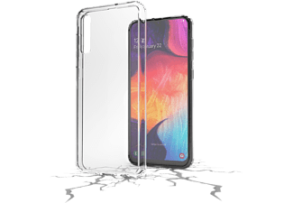 CELLULARLINE Cover Clear Duo Galaxy A50 Transparant (CLEARDUOGALA50T)