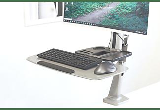 DIGITUS DA-90381 Monitorhalterung, Silber