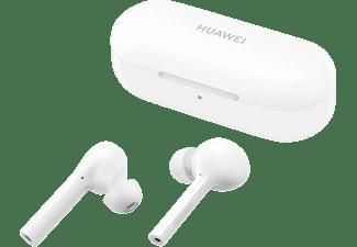 HUAWEI FreeBuds Lite CM-H1C, In-ear Kopfhörer Bluetooth Weiß