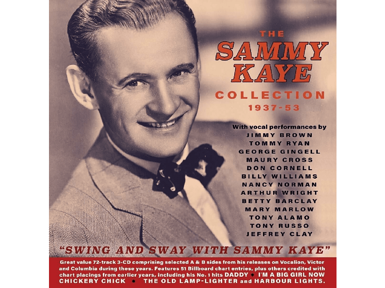 Sammy Kaye - The Sammy Kaye Collection [CD]