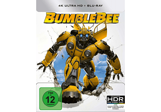 Bumblebee – Limitiertes Steelbook (2 Discs) 4K Ultra HD Blu-ray + Blu-ray